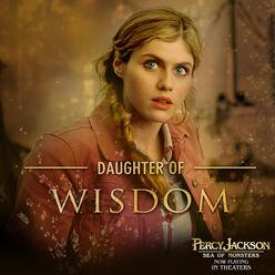 Daughter of wisdom