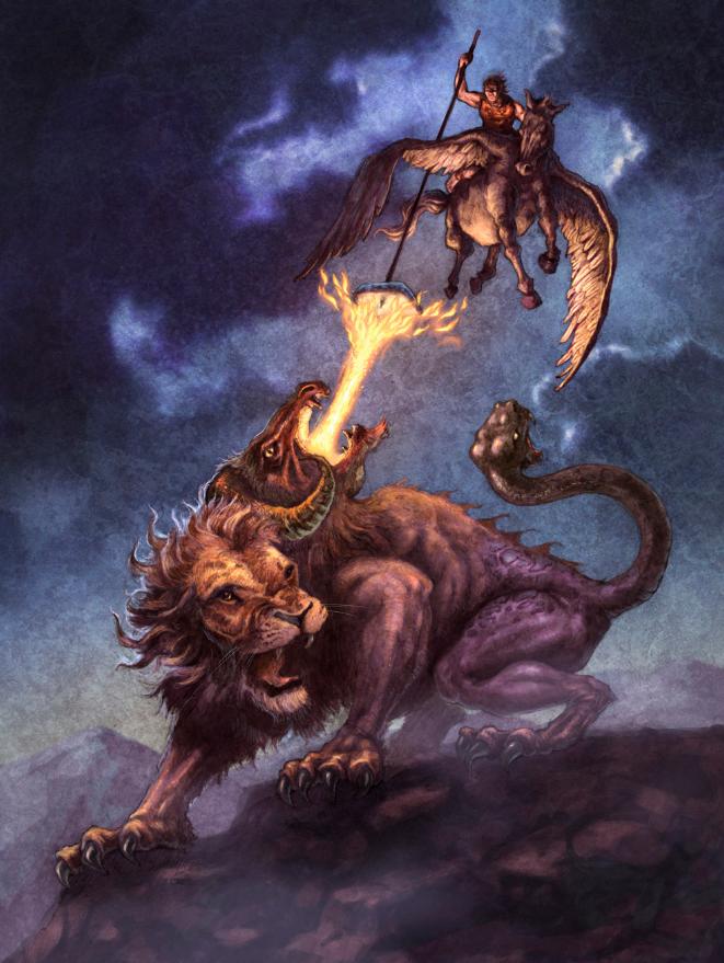 Bellérophon (Percy Jackson et les héros grecs)