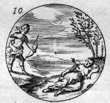 Apollon et Coronis