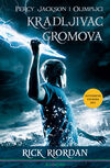 Couverture Croate Percy Jackson 1