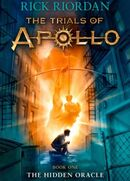 The Trials of Apollo The Hidden Oracle - Couverture VO