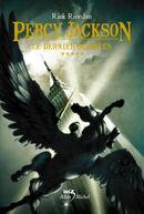 Couverture Percy Jackson Le Dernier Olympien