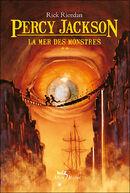 Couverture Percy Jackson La Mer des Monstres