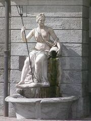 Statue of Amphitrite