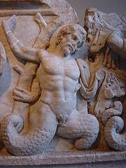 220px-DSC04529b Istanbul - Museo archeol. - Gigantomachia - sec. II d.C. - da Afrodisia - Foto G. Dall'Orto 28-5-2006