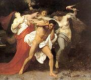 220px-William-Adolphe Bouguereau (1825-1905) - The Remorse of Orestes (1862)
