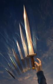 Percys Schwert Springflut