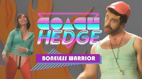 Boneless Warrior Beating The Burning Maze with Coach Hedge