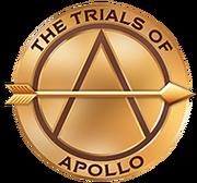 The Trials of Apollo logo