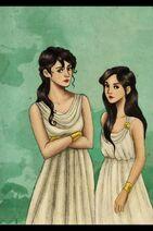 Hylla und Reyna