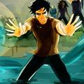 Percy woda w rzymie gorgony