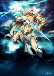 Zeus by GENZOMAN