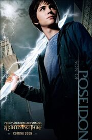 Percy jackson and the olympians the lightning thief ver9