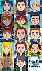Nolan Swift Characters