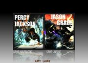 Stories from Camp Halfblood: Legends of the Heros | Percy