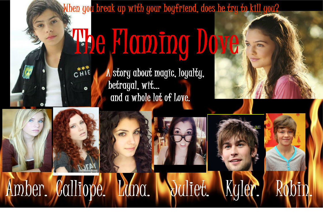 The Flaming Dove | Percy Jackson Fanfiction Wiki | FANDOM powered by