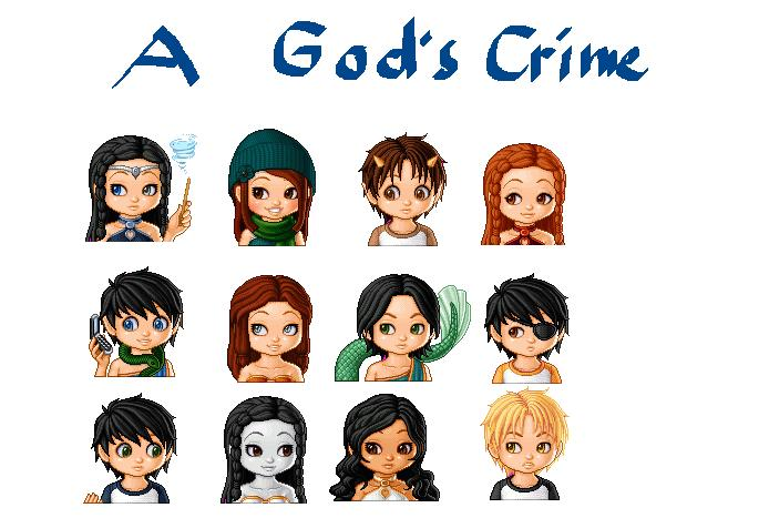 A God's Crime Series | Percy Jackson Fanfiction Wiki
