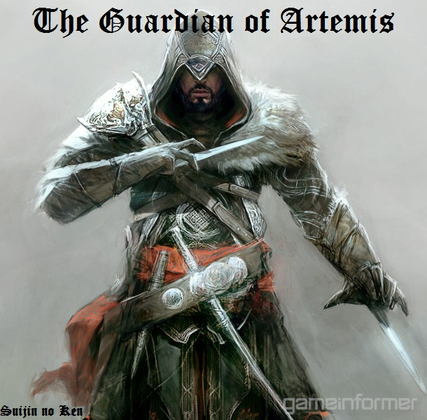The Guardian of Artemis | Percy Jackson Fanfiction Wiki
