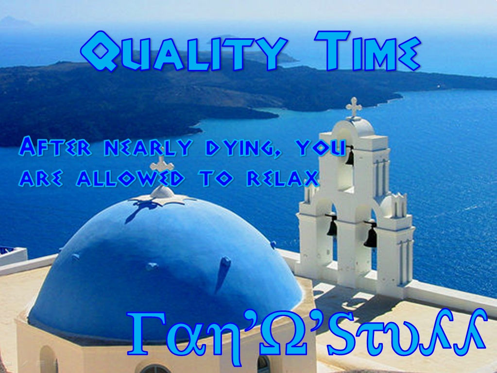 Quality Time | Percy Jackson Fanfiction Wiki | FANDOM