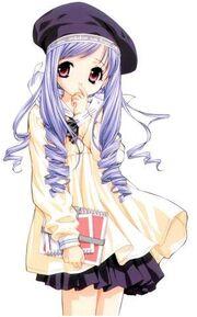 Lovely-anime-girl - FancyWall