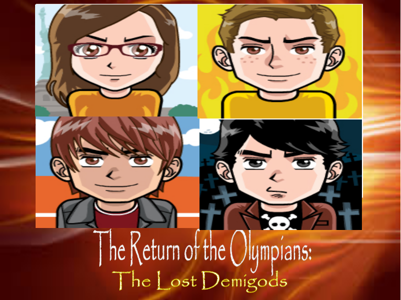 The Return of the Olympians: The Lost Demigods | Percy Jackson