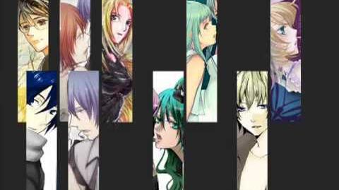 MAGNET version 4 ENGLISH ORIGINAL LYRICS【Miku, Luka, Kaito, Meiko, Len, Rin, Gakupo etc...】-1