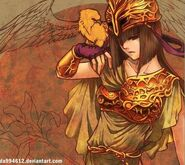 Ares And Athena Fanfiction