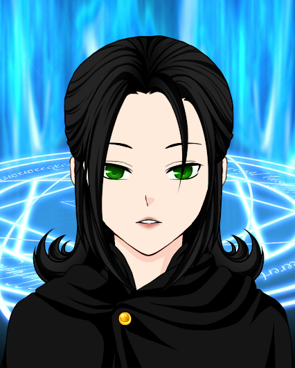 Alkaid Potter (Consul of the Underworld) | Percy Jackson