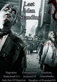 Last Man Standing (Second Cover)