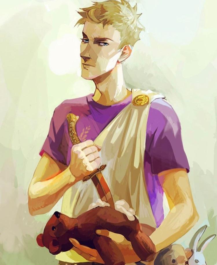 Octavian | Wiki Campamento Mestizo | Fandom