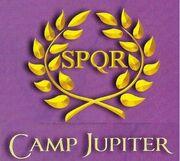 SPQR Camp Logo