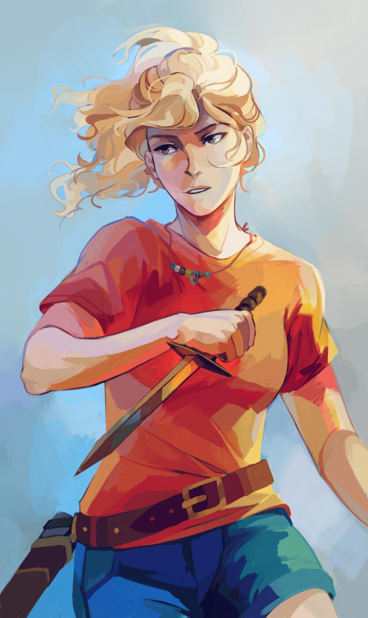 Annabeth Chase | Wiki Campamento Mestizo | Fandom