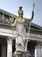 Athena-statue-vienna