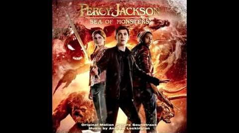 Percy Jackson - Sea Of Monsters Soundtrack - 21 - To Feel Alive - IAMEVE
