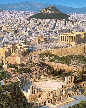 Atenas | Wiki Campamento Mestizo | Fandom