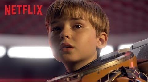 Perdus dans l'espace Date de sortie HD Netflix