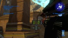 PDZ Rocket Launcher in-game