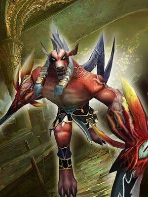 Krixxix War Avatar