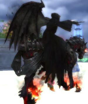 Shadow Ranger Dark Wanderer
