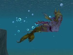 Pwi mermaidform