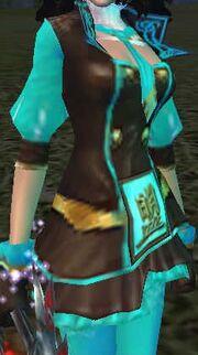 Faction Base Blue Uniform