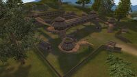 Walled Stronghold