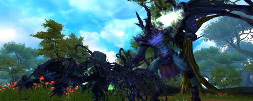 Sarokkan the Dragon-Touched Primal World