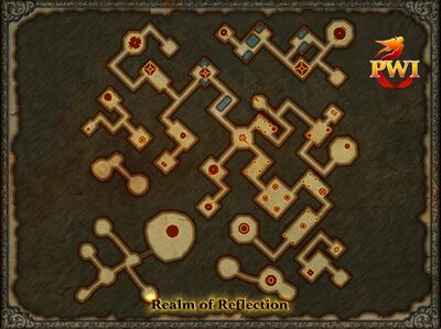 Realm of Reflection Map