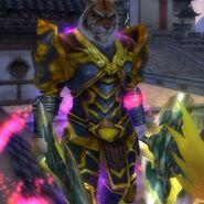 Gold Armor 1