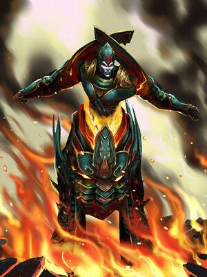 Watchman Chin War Avatar