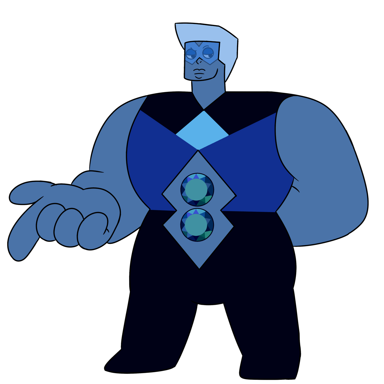 Topa personality