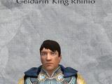 Geldarin King Rhinio