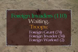 ForeignInvadersArmy