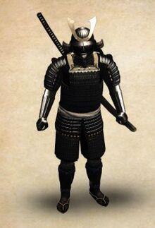 Zann Kamikaze Warrior